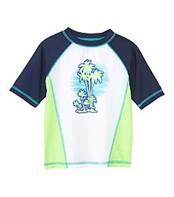Exertek® Boys' 4-7 Short Sleeve Rashguard Top