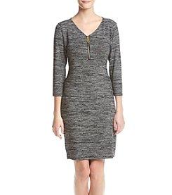 Nina Leonard® Swing Dress