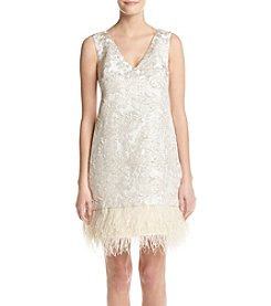 Nicole Miller New York™ Brocade Cocktail Dress
