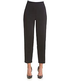 Alfred Dunner® Proportioned Short Allure Pants