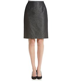Calvin Klein Novelty Skirt
