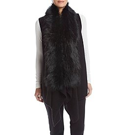 MICHAEL Michael Kors® Fur Collared Vest