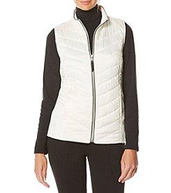 Rafaella® Petites' Puffer Vest