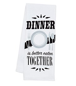 Chef's Quarters® Better Together Kitchen Towel