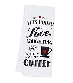 Chef's Quarters® This House Kitchen Towel
