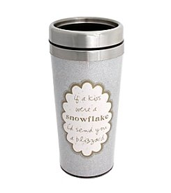 TRUE SENTIMENTS Stainless Steel Gift Traveler Tumbler