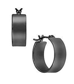 Kenneth Cole® Small Huggie Hoop Earrings