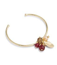 Vera Bradley® Petals Cluster Cuff Bracelet
