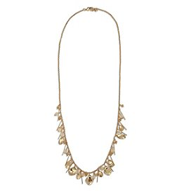 Vera Bradley® Petals Cluster Necklace
