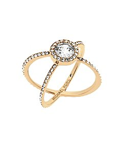Michael Kors® Crystal Orbit Ring