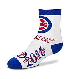 For Bare Feet MLB® Chicago Cubs World Series Socks