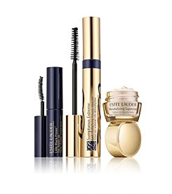 Estee Lauder Knockout Lashes Bold Eyes Featuring Sumptuous Extreme Mascara