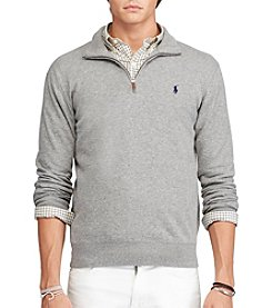 Polo Ralph Lauren® Men's Long Sleeve 1/4 Zip Pullover