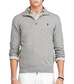 Polo Ralph Lauren® Men's Long Sleeve 1/4 Zip Pullover