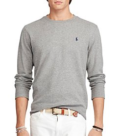 Polo Ralph Lauren® Men's Double Faced Jersey Long Sleeve Pullover