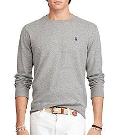 Polo Ralph Lauren® Men's Double Faced Jersey Long Sleeve Pullover