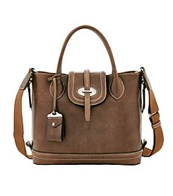 Dooney & Bourke® Side Zip Satchel