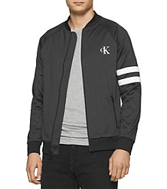 Calvin Klein Jeans Men's Retro Full Zip Track Jacket