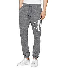 Calvin Klein Men's Reissued Logo Joggers
