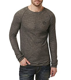 Buffalo by David Bitton Men's Kasoft Raglan Long Sleeve Knit