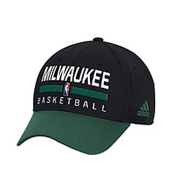 adidas® NBA® Milwaukee Bucks Men's Practice Hat