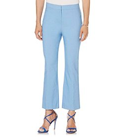 Rafaella® Chambray Pants