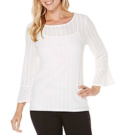 Rafaella® Bell Sleeve Knit Top