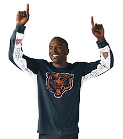 G-III NFL® Chicago Bears Men's Hands High Long Sleeve Tee