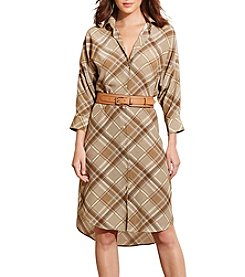 Lauren Jean Co.® Plaid Dress