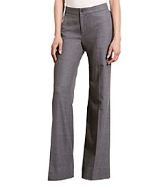 Lauren Jeans Co.® Stretch Wool Flared Pants