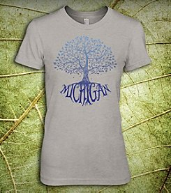 The Michigan Outfitter Big Tree Tee