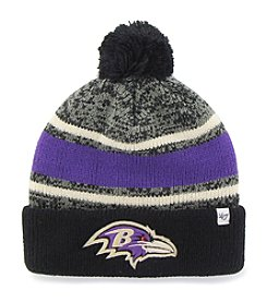 47 Brand® NFL® Baltimore Ravens Men's Fairfax Cuffed Pom Hat