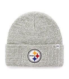 47 Brand® NFL® Pittsburgh Steelers Men's Brain Freeze Knit Hat