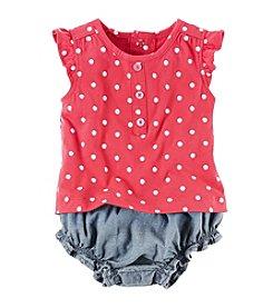 Carter's® Baby Girls' 1-Piece Romper