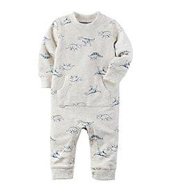 Carter's® Baby Boys Dinosaur Jumpsuit