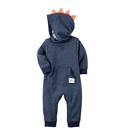 Carter's® Baby Boys' Hooded Jumpsuit