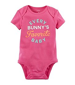 Carter's® Baby Girls' Every Bunnys Favorite Bodysuit
