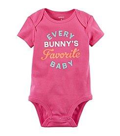 Carter's® Baby Girls' Every Bunnys Favorite Bodysuit