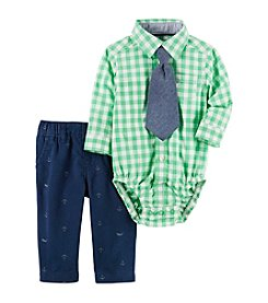 Carter's® Baby Boys 2pc Shirt And Pant Set