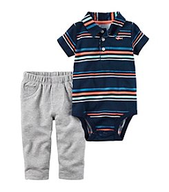 Carter's® Baby Boys Bodysuit And Pants