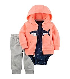 Carter's® Baby Boys 3-Piece Bodysuit And Leggings
