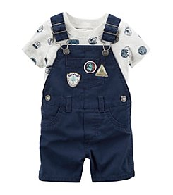 Carter's® Baby Boys' 2-Piece Overall Set
