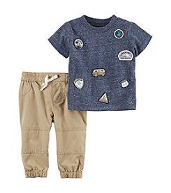 Carter's® Baby Boys' 2-Piece Set Shirt And Pants