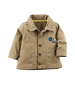 Carter's® Baby Boys Canvas Jacket