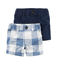 Carter's® Baby Boys 2pk Shorts