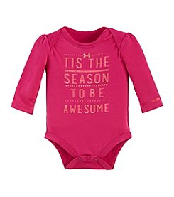 Under Armour® Baby Girls' Tis The Season Bodysuit