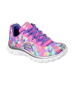 Skechers® Girls' Appeal-Rainbow Runner Shoes