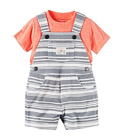 Carter's® Baby Boys 2pc Set Overall And Top