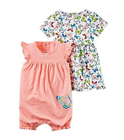Carter's® Baby Girls' 3-Piece Set Dresses