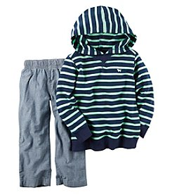 Carter's® Baby Boys' 2-Piece Hoodie and Pant Set